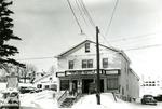 Movie Theater, Limestone, Maine 1948