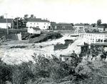 Limestone, Maine Dam in 1958