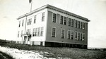 High School, Limestone, Maine in 1920 by Frost Memorial Library, Limestone, Maine