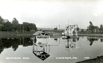 Swimming Pool, Limestone, Maine, 1930