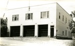 Postcard of Municipal Building in Limestone, Maine