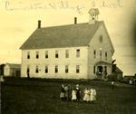 Limestone, Maine Village School, ca. 1909