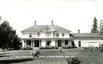Postcard of D.F. Getchell House, Limestone, Maine