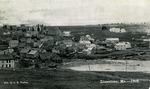 Postcard of View of Limestone, Maine, 1908