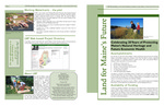 Land for Maine's Future : Celebrating 20 Years of Protecting Maine's Natural Heritage and Future Economic Health, 2007 by Land for Maine's Future