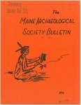 Maine Archaeological Society Bulletin, Fall 1964 by Maine Archaeological Society