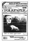 The Maine Folkpaper, March 1982