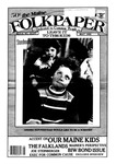 The Maine Folkpaper, May 1982