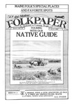 The Maine Folkpaper, July 1982