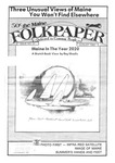 The Maine Folkpaper, August 1982