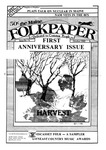 The Maine Folkpaper, October 1982