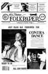 The Maine Folkpaper, November 1981
