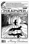 The Maine Folkpaper, December 1981
