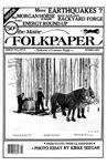 The Maine Folkpaper, February 1982