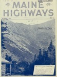 Maine Highways, November 1932 by Maine Highway Commission