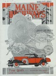 Maine Highways, December 1932 by Maine Highway Commission