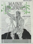 Maine Highways, March 1933 by Maine Highway Commission