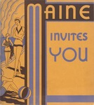 Maine Invites You, 1935 by Maine Publicity Bureau