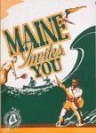 Maine Invites You, 1946 by Maine Publicity Bureau