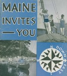 Maine Invites You, 1934 by Maine Publicity Bureau