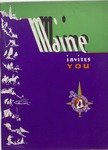 Maine Invites You, 1941 by Maine Publicity Bureau