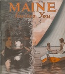 Maine Invites You, 1933 by Maine Publicity Bureau