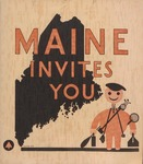 Maine Invites You, 1936 by Maine Publicity Bureau