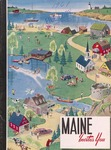 Maine Invites You, 1961 by Maine Publicity Bureau