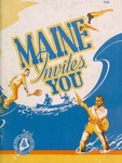 Maine Invites You, 1948 by Maine Publicity Bureau