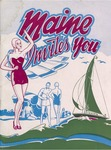 Maine Invites You, 1951 by Maine Publicity Bureau