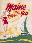 Maine Invites You, 1952 by Maine Publicity Bureau