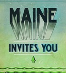 Maine Invites You, 1937 by Maine Publicity Bureau