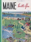 Maine Invites You, 1963 by Maine Publicity Bureau