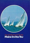 Maine Invites You, 1979 by Maine Publicity Bureau