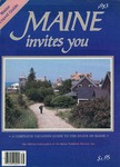 Maine Invites You, 1983 by Maine Publicity Bureau