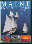 Maine Invites You, 1985 by Maine Publicity Bureau