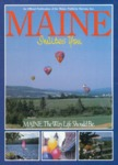 Maine Invites You, 1990 by Maine Publicity Bureau