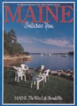 Maine Invites You, 1991 by Maine Publicity Bureau