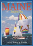 Maine Invites You, 1993 by Maine Publicity Bureau