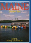 Maine Invites You, 1995 by Maine Publicity Bureau