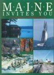 Maine Invites You, 1986 by Maine Publicity Bureau