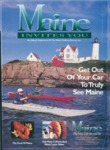 Maine Invites You, 1998 by Maine Publicity Bureau