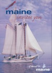 Maine Invites You, 2004 by Maine Publicity Bureau