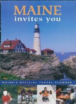 Maine Invites You, 2002 by Maine Publicity Bureau