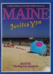 Maine Invites You, 1997 by Maine Publicity Bureau