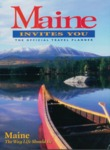 Maine Invites You, 1999 by Maine Publicity Bureau