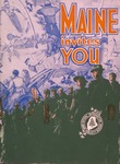 Maine Invites You, 1942 by Maine Publicity Bureau