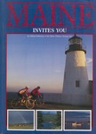 Maine Invites You, 1987 by Maine Publicity Bureau