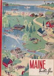 Maine Invites You, 1960 by Maine Publicity Bureau