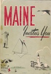 Maine Invites You, 1957 by Maine Publicity Bureau